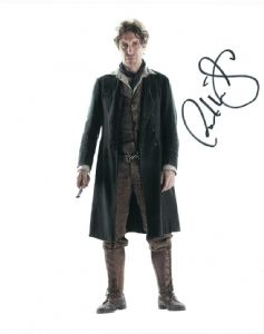 "Paul McGann ""Night of the Doctor"" signed autograph"